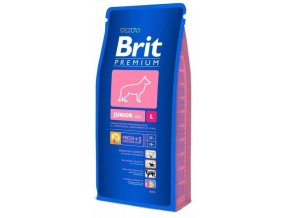 Brit Premium Junior L 15+ 3 kg