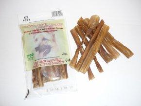 Tommi Pochoutka pes sušená Střívkové makarony 12cm 8ks