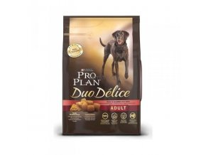 Purina Pro Plan Adult Duo Délice Salmon/Rice 700g