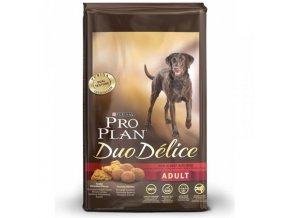 Purina Pro Plan Adult Duo Délice Beef/Rice 2,5 kg