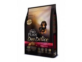 Purina Pro Plan Adult Duo Délice Small/Mini Salmon 2,5 kg