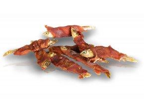 Kiddog mořské sluneční rybičky obalené kachním masíčkem 250 g