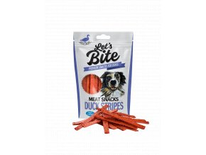 Let's Bite Meat Snacks - Duck Stripes