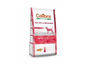 Calibra GF Adult Small & Medium Breed / Salmon & Potato 12kg