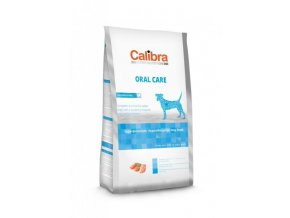 Calibra Dog EN Oral Care / Chicken & Rice 7kg