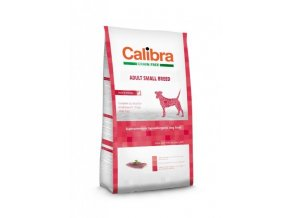 Calibra Dog GF Adult Small Breed / Duck & Potato 7kg