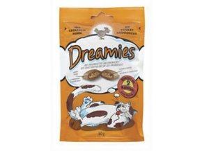 WHISKAS DREAMIES kuře 60 g