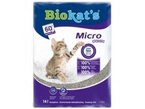 Biokat´s Micro Classic podestýlka 7l/6,7kg