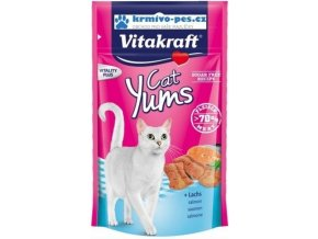 Vitakraft Cat Yums Losos 40 g