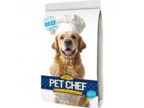 Pet Chef hovězí 10 kg