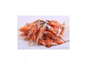 Salač rybička obalená kuřecím masem 250g
