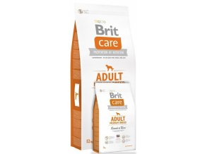 brit care adult medium breed lamb amp rice 12 3 kg default