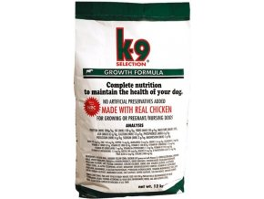 K-9 Selection Growth formula 12 kg