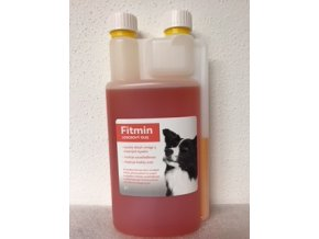 Fitmin lososový olej 1L