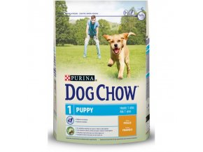 14kg purina dog chow puppy with chicken