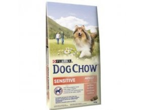 Purina Dog Chow Adult Sensitive Salmon/Rice 14kg