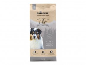 Chicopee Classic Nature Light Lamb & Rice 15 kg