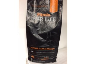 Fitmin Dog for Life Dog Junior Large breed 2 x 15 kg
