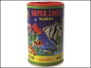 supersmes vlocky aqua exotic 1l