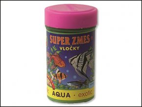supersmes vlocky aqua exotic 100ml