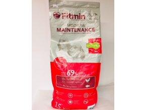 Fitmin Medium Maintenance 15 kg - 2 ks sleva 50 Kc
