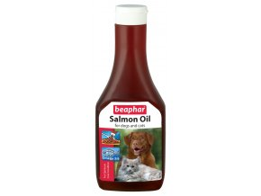lososovy olej beaphar salmon oil 425 ml original