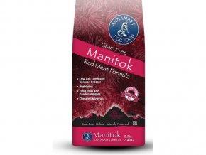 Annamaet Grain Free Manitok 13,61 kg+zdarma sušené maso 250 gr