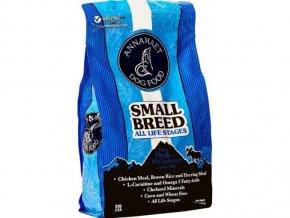 Annamaet Small BREED 6,81 kg+zdarma sušené maso 230 gr