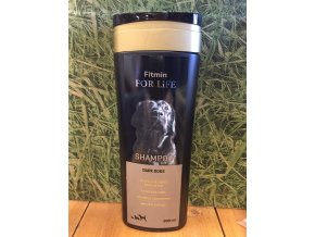 Fitmin for Life šampon Dark dogs 300 ml