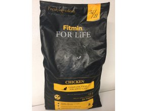 Fitmin Cat For Life Chicken 8 kg