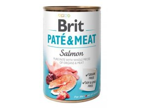 brit dog konz pate meat salmon 400gtitlejpeg