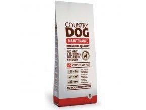 granule 15kg country dog maintenance original