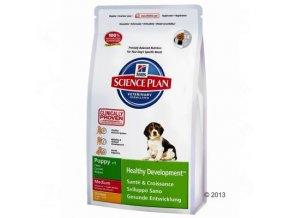 4944 canine puppy healthy development medium mit huhn 3kg r 9
