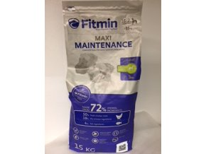 Fitmin Dog Maxi Maintenance 15 kg  + 2 kg Zdarma