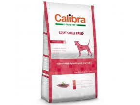 Calibra Dog HA Adult Small Breed Chicken 2kg