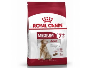 royal canin medium mature 4 kg