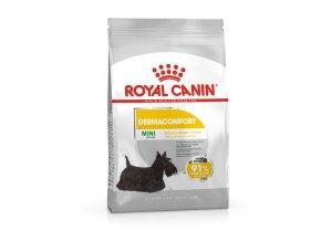61064 PLA Royal Canin Size Health Nutrition Dermacomfort Mini 4kg 6