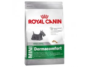 61064 PLA Royal Canin Size Health Nutrition Dermacomfort Mini 4kg 6