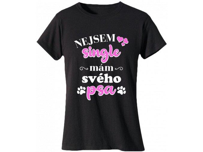 nejsem single cerne