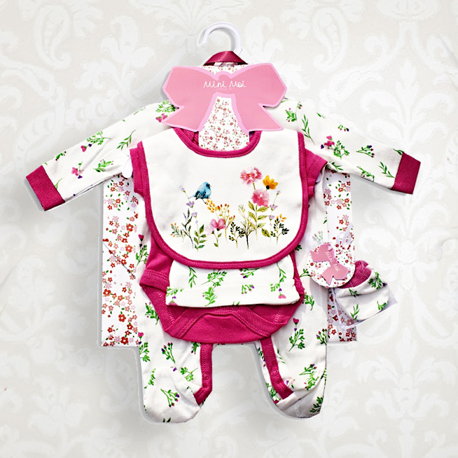 Luxusní kojenecké soupravy do porodnice