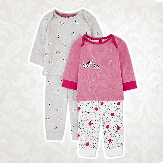 Kojenecká pyžama