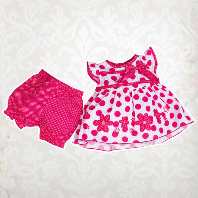 Kojenecké šatičky a sukně