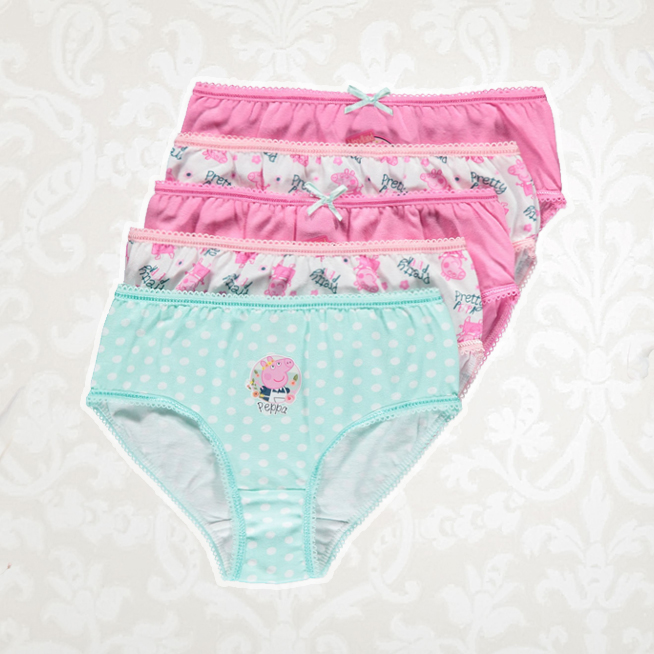 Dětské spodní prádlo