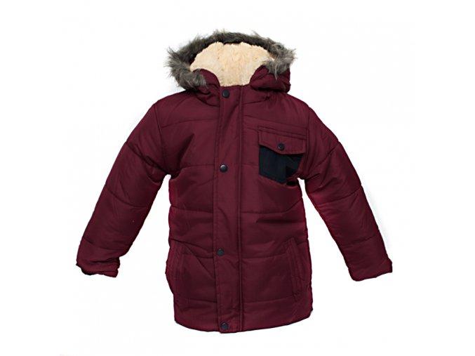 Chlapecká zimní bunda Keven 2-8 let