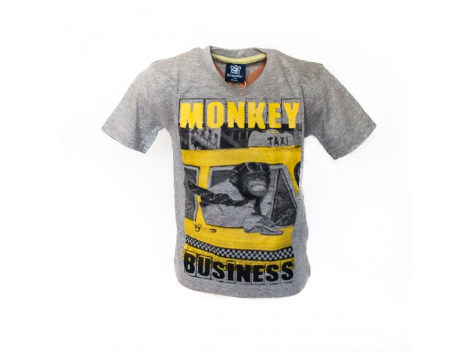 Tričko chlapecké LGM Monkey Business 2-6 let