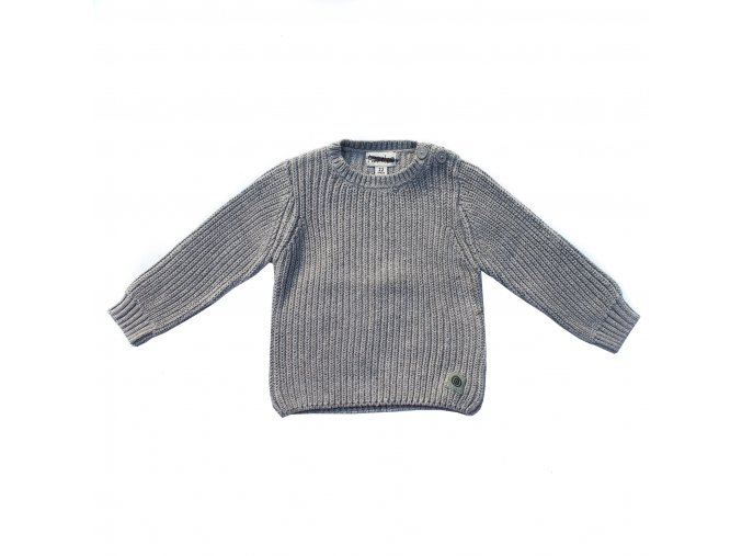 Dětský svetr Kimbaloo šedý