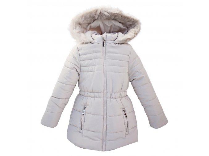 Dětská zimní bunda dívčí, George 6-11 let