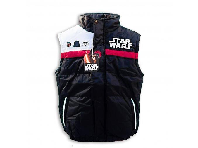 Dětská teplá vesta Star Wars