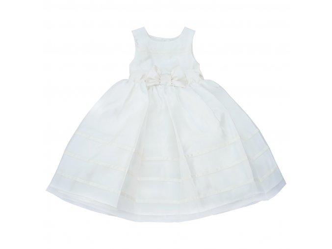 Luxusní dětské dívčí šaty na svatbu a křtiny
