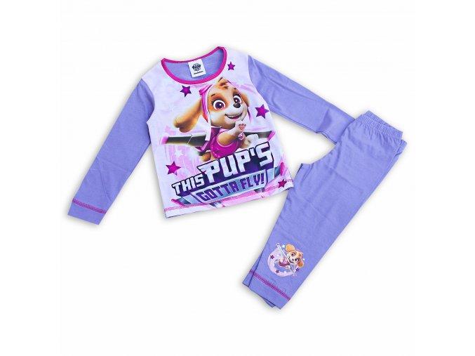 Dětské pyžamo dívčí Tlapková patrola 1-5 let